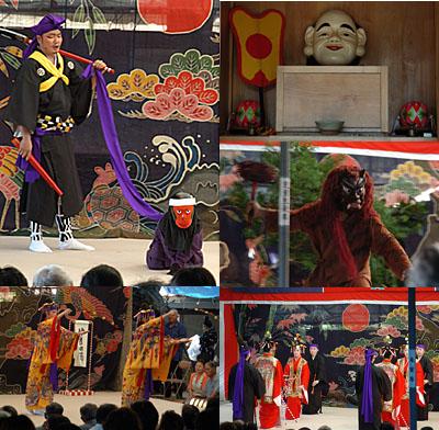 種子取祭'竹富島